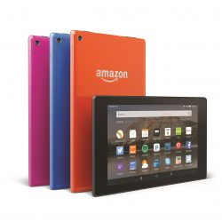 "Amazon's Next 8"" Fire Tablet Leaks on Benchmark Site e-Reading Hardware Fire"