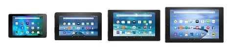 Amazon Has a 4th Tablet On the Way (Possibly a Smaller Model) e-Reading Hardware Fire