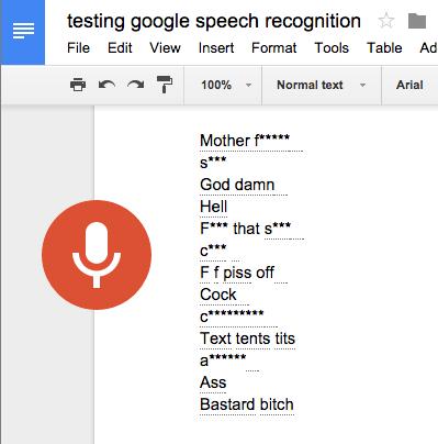 google-docs-censors-swearwords