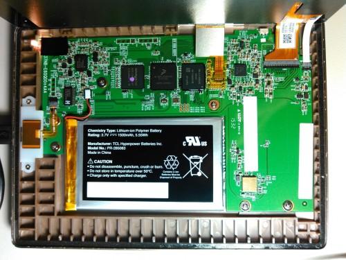 Inside the Nook Glowlight Plus (It's Been Hacked) e-Reading Hardware
