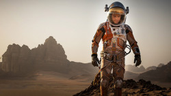 "PSA: Yes, Some People Think ""The Martian"" Was Based on a True Story DeBunking"