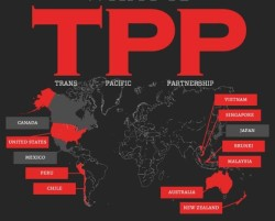 Trans-Pacific Partnership IP Chapter Leaks, & It's as Bad As We Feared DRM Legal