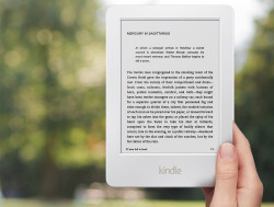 Amazon Launches the White Kindle in the UK, France, Germany e-Reading Hardware