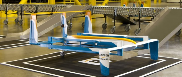 Amazon Gets Permission from UK to Explore Drone Deliveries Amazon