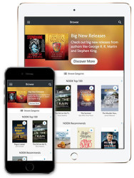 B&N Launches Nook Audiobook Apps for iPhone, iPad Audiobook Barnes & Noble e-Reading Software