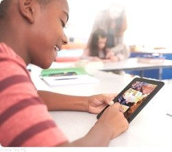 Children's Reading Improves Faster with eBooks - If You Can Get the Tech to Work Education Textbooks & Digital Textbooks