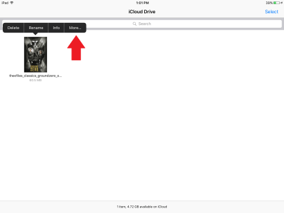How to Get Really Big eBook and PDF Files into the Kindle App for iOS Cloud Storage Kindle (platform) Tips and Tricks