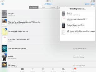 How to Set Up iCloud for iBooks (And Why You Shouldn't) Cloud Storage iBooks Tips and Tricks