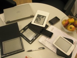 Seventeen Percent of Germans Read From an eBook At Least Once a Week surveys & polls