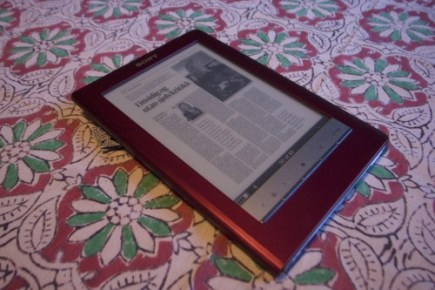 Q & A: Reviving/Recycling Old Sony Readers (and Other eBook Readers) Blast from the Past Tips and Tricks