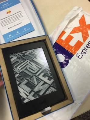 Man Orders Kindle, Gets a Tumor e-Reading Hardware humor Kindle