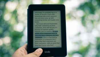 Kindle Firmware Update 5 10 Adds More Adverts on the Home