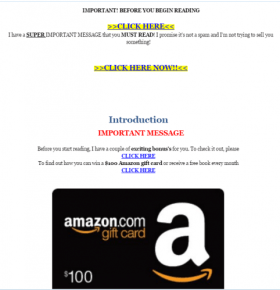 Amazon Comments on TOC Crackdown, Inadvertently Confirms Kindle Unlimited Page Count Scam Amazon Fraud Scam Streaming eBooks