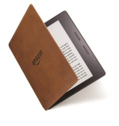Vegans Protest the Mandatory Leather Cover on the Kindle Oasis e-Reading Hardware Kindle