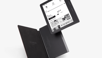 Kindle Oasis: Half a Kindle Paperwhite, at Three Times the