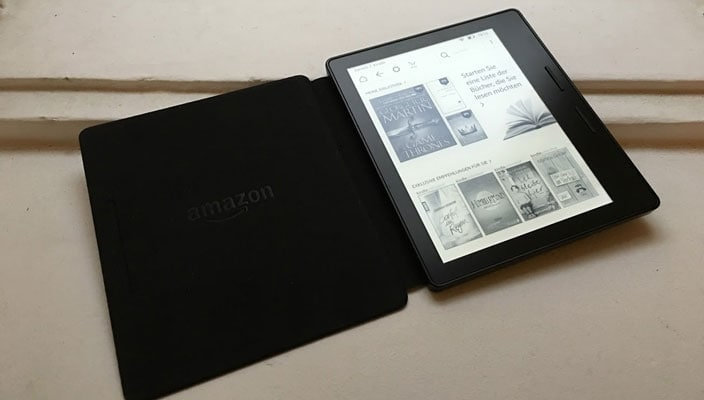 New User Reports Confirm the Kindle Oasis not Charging from