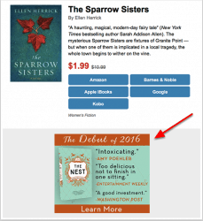 BookBub Now Selling CPM Ads in Its Deals Newsletters Advertising Marketing