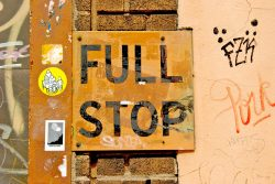 Reports of the End of the Full Stop Have Been Greatly Exaggerated Book Culture Language