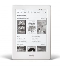 The New Basic Kindle Has Twice the RAM, Bluetooth, Still Costs $79 e-Reading Hardware Kindle