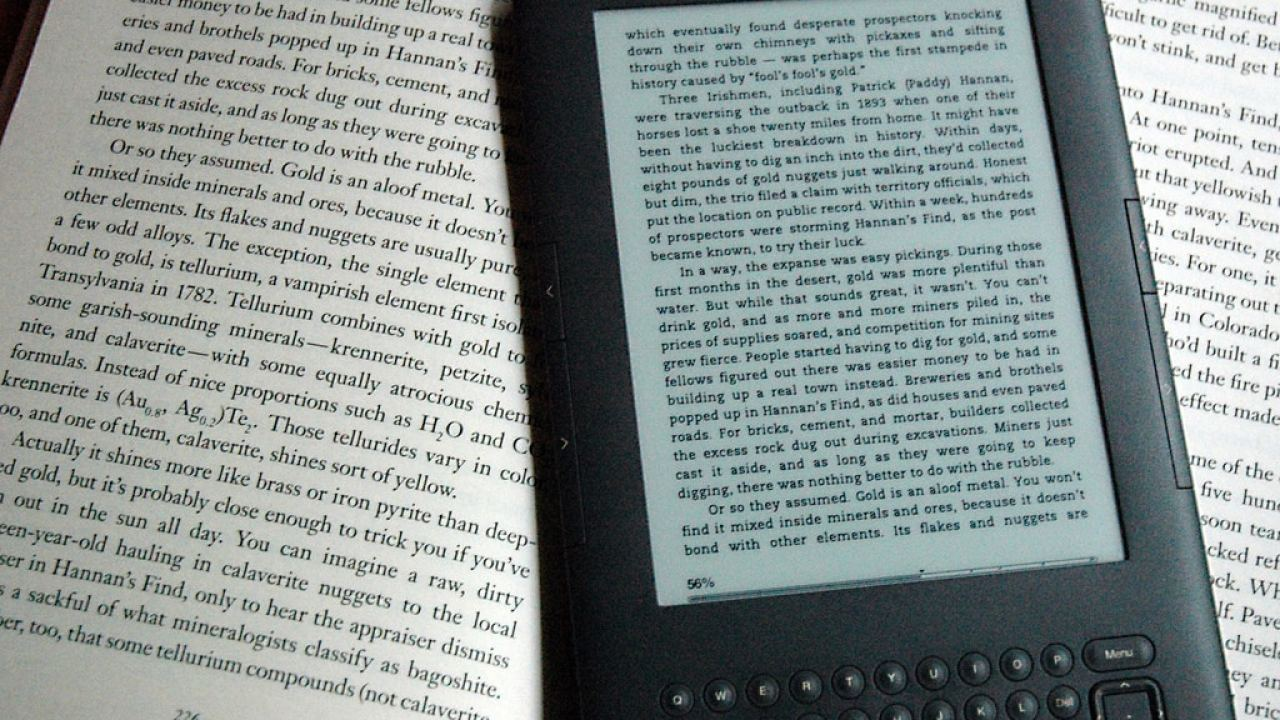 How Many eBooks Do You Have on Your Kindle? | The Digital Reader