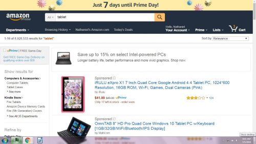 Amazon Is Quietly Selling Top Placement in Its Search Results Advertising Amazon