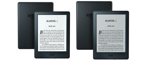 Amazon Updates Kindle Product Images to Show Grayer Screens e-Reading Hardware Kindle