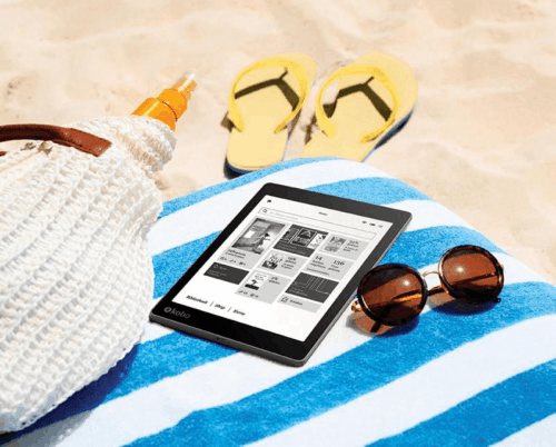 Kobo Re-Releases the Aura One With 32GB Storage Uncategorized