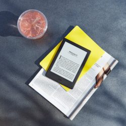 The Kindle (2016) is Now Buy One, Get One Half Off On Amazon.com e-Reading Hardware Kindle