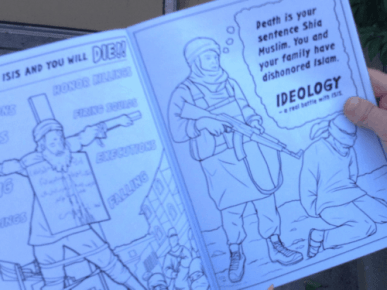 Amazon Removes Anti-Isis Coloring Book Amazon