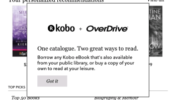 OverDrive is Beta-Testing a New eBook App, Libby | The Digital Reader