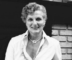 Alice Bradley Sheldon, who wrote under the pen name James Tiptree Jr.