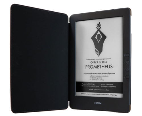 "Onyx Boox Prometheus - 9.7"" Pearl E-ink Screen, Frontlight, $384 e-Reading Hardware"