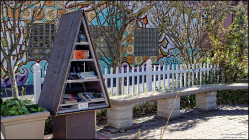 It's Bigger Than a Bread Box: 50,000 Little Free Libraries Libraries