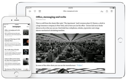 Instapaper is Charging for Premium Once More - The Free Ride is Over Save for Later