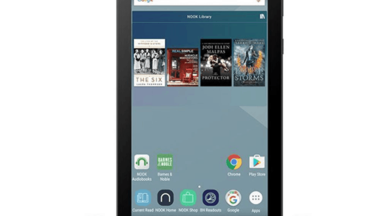 Barnes & Noble's New $50 Nook Tablet Ships with Bonus