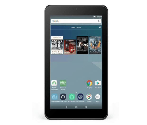 New Nook 7 Android Tablet Costs $50, Ships on Black Friday Barnes & Noble e-Reading Hardware