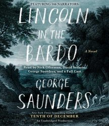 """Penguin to Set World Record with """"Lincoln in the Bardo"""" Audiobook Audiobook"""