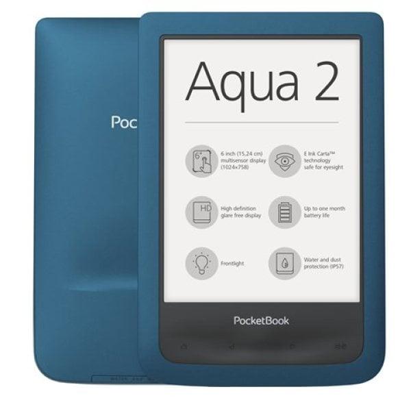 Pocketbook Aqua 2 - Waterproof, Dust-Proof, $141 | The Digital Reader
