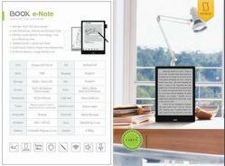 "Onyx Boox e-Note 10.3"" eReader to Ship in September e-Reading Hardware"