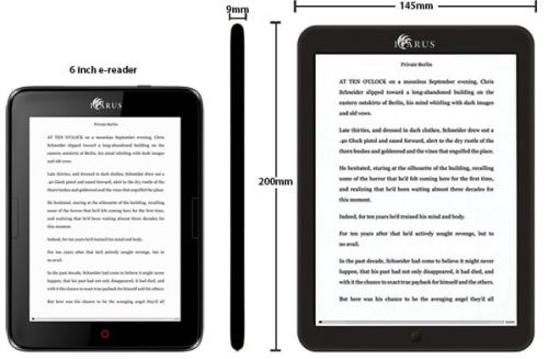 """Icarus Illumina XL HD 7.8"""" Android eReader up for Pre-Order, Ships in August e-Reading Hardware"""