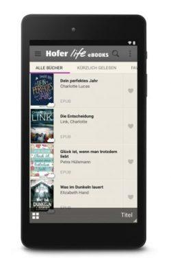 Aldi Opens eBookstore in Austria eBookstore