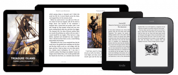 Standard eBooks Pick Up Where Project Gutenberg Leaves Off Digitization Freebies