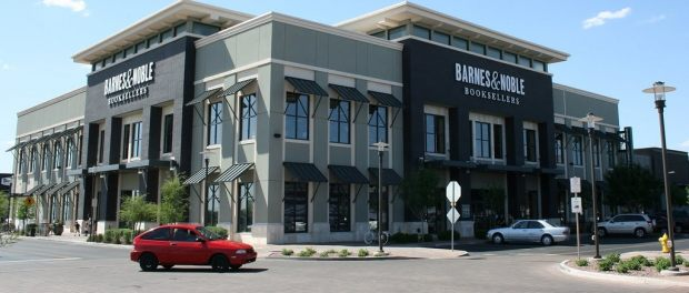 B&N Investor Sandell Wants the Bookseller to Go Private - Would Bezos Buy? Barnes & Noble Bookstore
