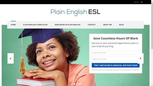 Plain English ESL.com Uncategorized