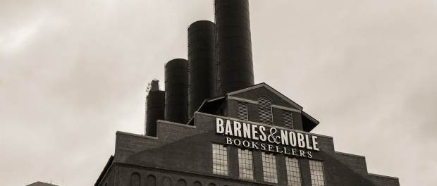 "About those ""B&N Selling Itself Rumors"" Barnes & Noble"