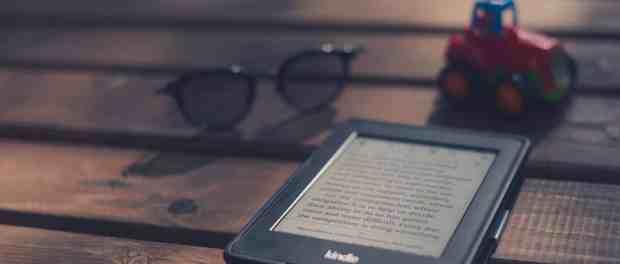 Amazon Now Teasing Audible Audiobook Support on $79 Kindle e-Reading Hardware Kindle