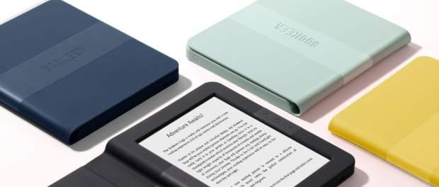 Bookeen Rebrands the Nolim eReader as the Saga e-Reading Hardware