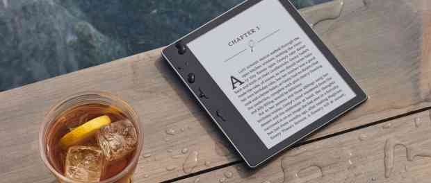 Kindle Oasis 2 Refurbs Now Available for $179 e-Reading Hardware Kindle