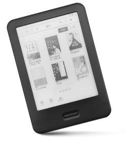 """Readmoo MooInk Goes Up for Pre-Order in Taiwan - 6"""", 300 PPI E-ink Screen, $141 USD e-Reading Hardware"""
