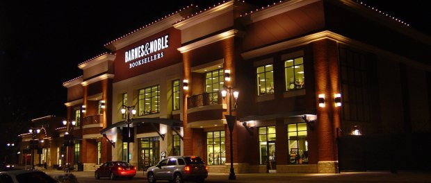 Activist Investor Makes Bid to Take B&N Private Barnes & Noble